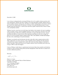 sample letters of recommendation for employment letter idea 2018