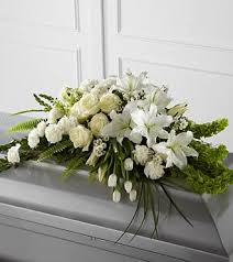 casket spray ftd resurrection casket spray premium sympathy flowers