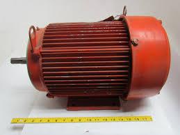 Hp Us by Us Motors G74265 Unimount 125 7 5hp 3ph 3525rpm 230v Te Electric Motor