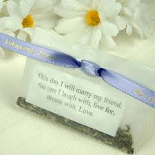 wedding seed favors lavender seed wedding favors the wedding specialiststhe wedding