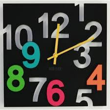 Designer Clock by Meidi Designer Decorative Wall Clock Md1105 U2013 So Creative