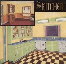 1930 Home Interior by 1930s Kitchen Buybrinkhomes Com