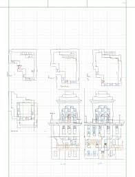 Librecad Floor Plan Does Anyone Else Use Graph Paper To Plan Out Their Builds Minecraft