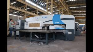 accurl cnc hydraulic turret punch press for 30 ton cnc punching
