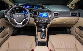 Honda Civic India Interior 2013 Honda Civic