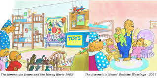 the berenstain bears blog