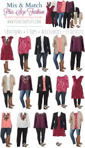 plus size valentines mix u0026 match fashion cake clothes and wardrobes