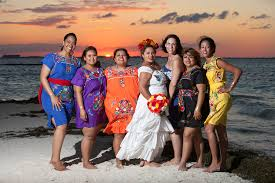 traditional mexican wedding dress sunset grill wedding isla susan pacek photography