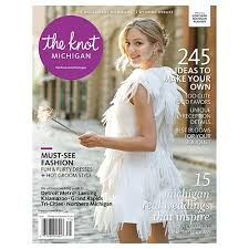 the knot wedding website the knot magazine michigan summer 2017 the knot shop