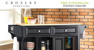 crosley furniture shop crosley furnishings for the kitchen
