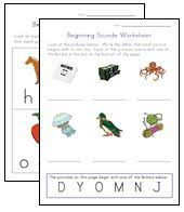 free printable phonics sounds worksheets for kids www