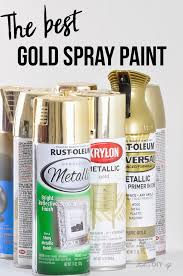 what s the best paint to use on kitchen doors the best gold spray paint out there anika s diy