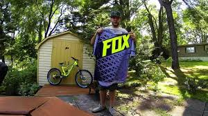 fox motocross gear 2014 fox demo dh mountain bike jersey review gopro hero3 black youtube