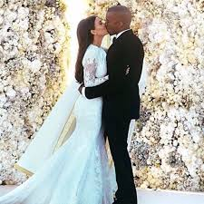 Wedding Pictures And Kanye West Wedding Facts Popsugar