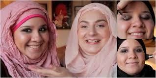 tutorial makeup natural hijab pesta tutorial makeup pesta untuk wanita muslimah berwajah bulat