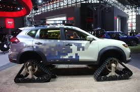Nissan Rogue Warrior - nissan shows rogue trail warrior project ahead of new york photo