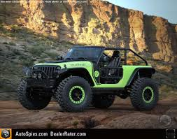 jeep forward control sema jeep unveils seven concept vehicles for 50th annual easter jeep