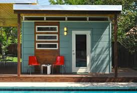 tiny house studio two poolside tiny houses high end humble living