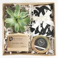 Housewarming Present Welcome Home Gift Box Small U2013 Southern Oak Gift Co