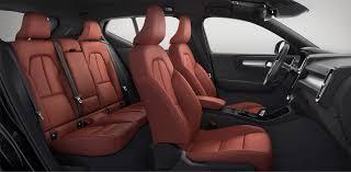 new volvo xc40 interior gas 2