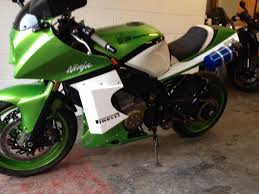 kawasaki zx9r c1 modified old street fighter gpz900r nitous