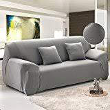 amazon com grey sofa slipcovers slipcovers home u0026 kitchen