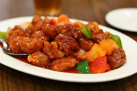 cuisine chinoise porc recette porc à l ananas à la sauce aigre douce recettes