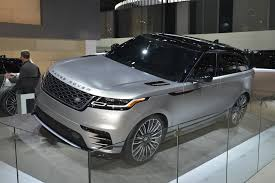 land rover velar 2018 2018 range rover velar is a veiled brute in new york autoevolution
