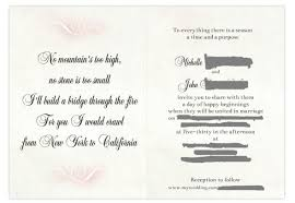 wedding quotes distance our diy distance inspired wedding invitation that we designed