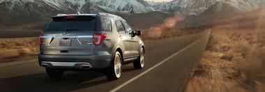 ford explorer trim ford explorer trim levels