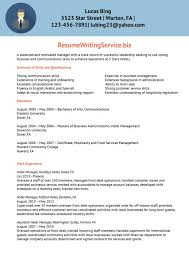 Resume Template Hospitality Cheap Dissertation Conclusion Writer Websites Esl Personal Essay