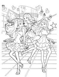 princess free disney barbie coloring pages barbie princess