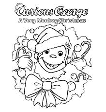 curious george coloring pages photo 523 gianfreda net