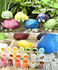 Cheap Easter Outdoor Decorations by 26 Fabulous Garden Decorating Ideas With Rocks And Stones