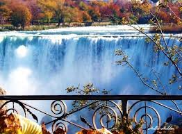 give thanks in niagara falls canada this canadian thanksgiving day