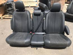 Toyota Sienna Captains Chairs Toyota Sienna 2nd Row Seat Ebay