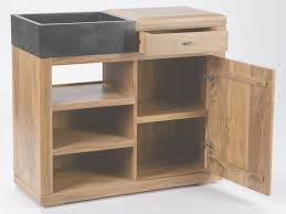 meuble cuisine bois recyclé meuble bas de cuisine en bois recyclé l 70 cm pagnol maisons du