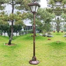 solar lights outdoor garden lawn l villa landscape garden