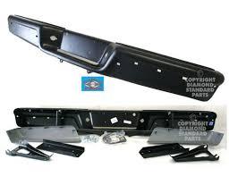 2004 dodge dakota rear bumper aftermarket dodge dakota steel rear bumpers std