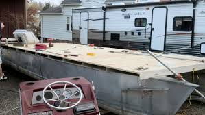 Vinyl Pontoon Boat Flooring by Replacing Your Pontoon U0027s Floor