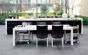 brilliant ideas stone dining table amazing design stone top dining