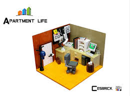Lego Office Home Office Legos Lego And Lego Ideas