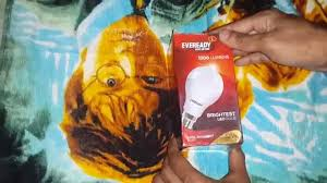 eveready led 12w bulb price in india b22d review youtube