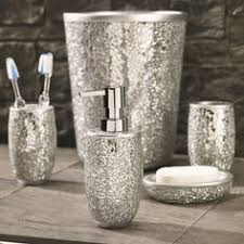 Mosaic Bathroom Accessories by Ivory And Gold Bathroom Accessories Bathroom Accessories Pinterest