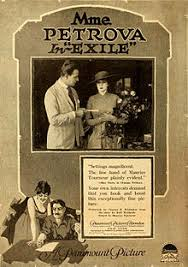 exle biography wikipedia exile 1917 film wikipedia