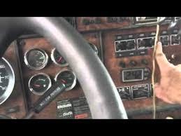 cummins n14 engine warning light flash code retrieval youtube