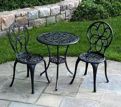 Patio Furniture Bistro Set Patio Furniture Bistro Set Or Manor 29 Patio Furniture Bistro