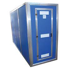 modular unit asbestos consumables decon and modular unit 3 stage modular
