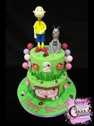 caillou cake topper caillou birthday cake
