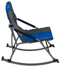 Tofasco Camping Chair by Amazon Com Alps Mountaineering Low Rocker Chair Sports U0026 Outdoors